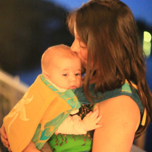 Tragen / Baby wearing